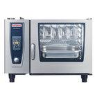 Rational SelfCookingCenter 5 Senses Model 62 B628206.19D Liquid Propane Combi Oven - 208/240V
