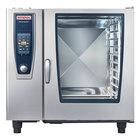 Rational SelfCookingCenter 5 Senses Model 102 B128206.19E Natural Gas Single Deck Combi Oven - 208/240V