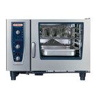 Rational CombiMaster Plus Model 62 B629206.19D202 Liquid Propane Combi Oven with ClimaPlus Technology - 208/240V
