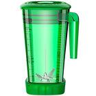 Waring CAC95-12 The Raptor 64 oz. Green Copolyester Blender Jar