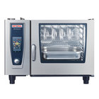 Rational SelfCookingCenter 5 Senses Model 62 B628206.19E Natural Gas Single Deck Combi Oven - 208/240V