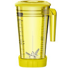 Waring CAC95-03 The Raptor 64 oz. Yellow Copolyester Blender Jar