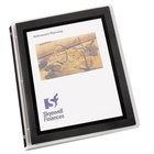 Avery 15767 Black Flexi-View Binder with 1/2