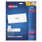 Avery 5261 Easy Peel 1