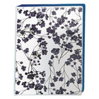 Avery 18444 Floral/Navy Mini Durable Non-View Style Binder with 1