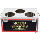Countertop Commercial Soup / Food Warmers and Kettles