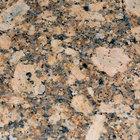Art Marble Furniture G217 36 inch x 36 inch Giallo Fiorito Granite Tabletop