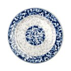 Thunder Group 1006DL Blue Dragon 6 inch Round Melamine Plate - 12/Pack