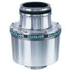Salvajor 100 Commercial Garbage Disposer - 460V, 3 Phase, 1 hp