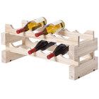 Franmara 4530NSET Modularack Basic 12 Bottle Natural Wooden Modular Wine Rack