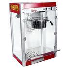 Paragon 1212110 Theater Pop 12 oz. Red Popcorn Popper - 240V (International Use Only)