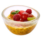 Rosseto GLS001 5 oz. Clear Glass Mini Bowl   - 24/Case