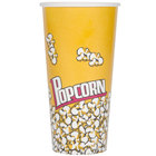 Carnival King 24 oz. Popcorn Cup - 1000 / Case