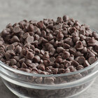 25 lb. Pure Semi-Sweet 4M Mini Chocolate Baking Chips with Real Vanilla
