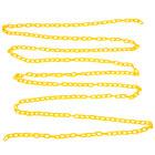 Rubbermaid FG618400YEL 20' Yellow Wet Floor Barrier Chain