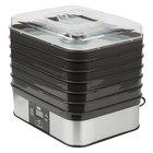 Weston 75-0401-W 6-Tray Food Dehydrator - 500W