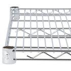 Regency 24 inch x 72 inch NSF Chrome Wire Shelf