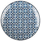 Arcoroc FK639 Candour Azure 10 3/4 inch Porcelain Dinner Plate by Arc Cardinal - 24/Case