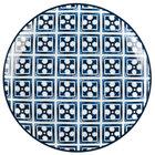 Arcoroc FK641 Candour Azure 9 inch Porcelain Brunch Plate by Arc Cardinal - 24/Case