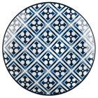 Arcoroc FK640 Candour Azure 8 1/8 inch Porcelain Salad Plate by Arc Cardinal - 24/Case