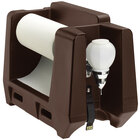 Cambro HWAPR131 Dark Brown Hand Washing Station - Roll Towel Dispenser