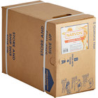 Narvon 5 Gallon Bag in Box Orange Beverage / Soda Syrup