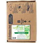 Narvon 5 Gallon Bag in Box Dew Drop Beverage / Soda Syrup
