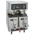 Grindmaster PB-430 1.5 Gallon Twin Shuttle Coffee Brewer - 120/208V