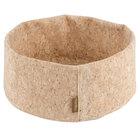 Bambu® 134100 Adjust-A-Bowl 8 inch Cork Fabric Bowl