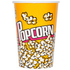 Carnival King 46 oz. Popcorn Cup - 500 / Case