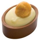 Matfer Bourgeat 383502 24 Compartment Oval Shells Chocolate Mold