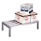 Lakeside PBDR48 PrisonBilt 24 inch x 48 inch x 12 inch Aluminum Dunnage Rack - 2500 lb. Capacity