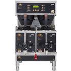 Curtis GEMTIF10A1000 G3 Gemini IntelliFresh Twin 1.5 Gallon Satellite Coffee Brewer - 220V