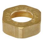 Fisher 21393 1/2 inch Brass Nut