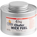 Choice 6 Hour Wick Chafing Dish Fuel with Safety Twist Cap - 24/Case