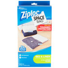 SC Johnson Ziploc® 690888 Space Bag® 26 1/2 inch x 39 1/2 inch Extra Large Flat Compression Bag - 2/Box