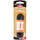 SC Johnson Kiwi® 682592 54 inch Outdoor Round Black Laces - Pair