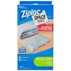 SC Johnson Ziploc® 690884 Space Bag® 35 inch x 48 inch Jumbo Flat Compression Bag   - 2/Box