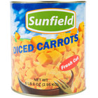 Diced Carrots - #10 Can
