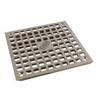 FMP 102-1169 4 5/8 inch x 4 5/8 inch Floor Drain Grate