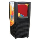 Crathco C-1S-16 G-Cool Single 5 Gallon Bowl Premix Cold Beverage Dispenser with Fruit Decal