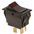 FMP 149-1076 Red Lighted Rocker Switch