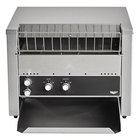 "Vollrath CT4-2201000 JT3 Conveyor Toaster with 1 1/2"" Opening - 220V, 3600W"