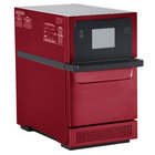 Merrychef eikon e2s Red High-Speed Accelerated Cooking Countertop Oven - 208/240V