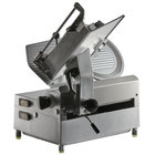 "Avantco SL612A 12"" Medium-Duty Automatic Meat Slicer with Manual Use Option - 1/2 hp"