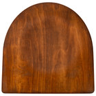 Lancaster Table & Seating Chair / Barstool Walnut Plywood Seat