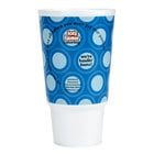 Dart 32AU20 Fusion 32 oz. Foam Hot Cup - For Customization Only - 400/Case