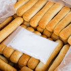 Dutch Country Foods Soft Pretzel Sticks - 96/Case