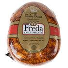 Freda Deli Meats 8 lb. Golden Brown Homestyle Turkey Breast