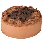 Pellman Triple Chocolate Cake - 4/Case
